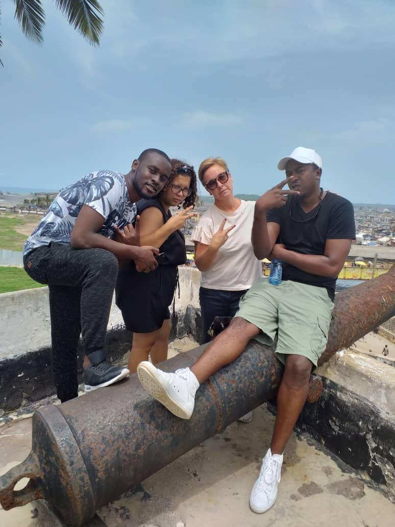 See Ghana with Kaya Tours