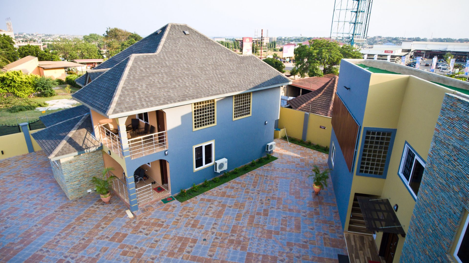 Bayslodge Your New Home in Accra , Ghana